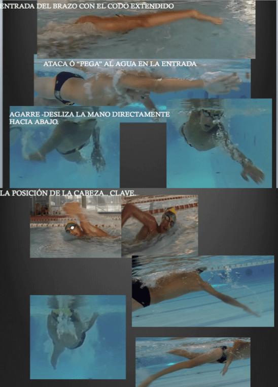 ANALISIS DE NADO