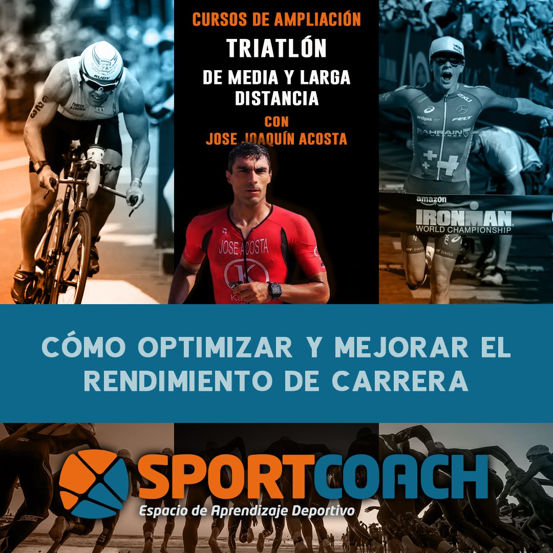 Triatlón y carrera