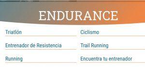 Formación Endurance